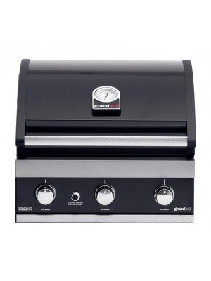 Grandhall Premium G3 Built In Barbecue
